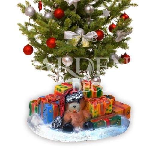 Елочная подставка Подарки