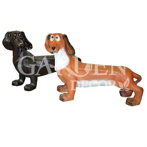 Садовые лавки Собаки