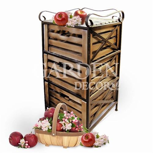 Ящик для хранения на дачу