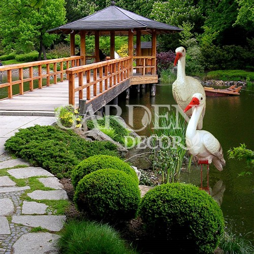 Фигуры в сад фото