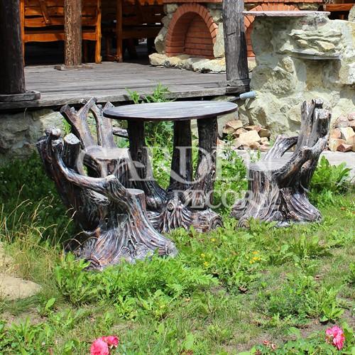 Комплект мебели для дачи
