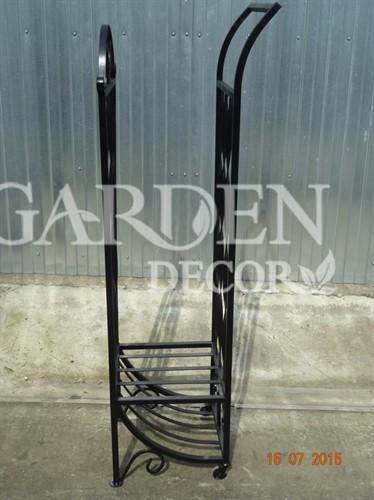 Садовая дровница