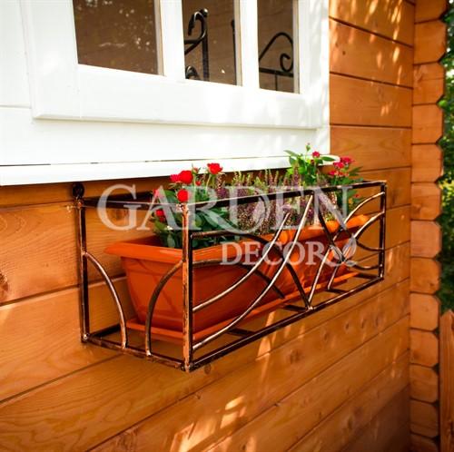Подставка для цветов на балкон 51-257