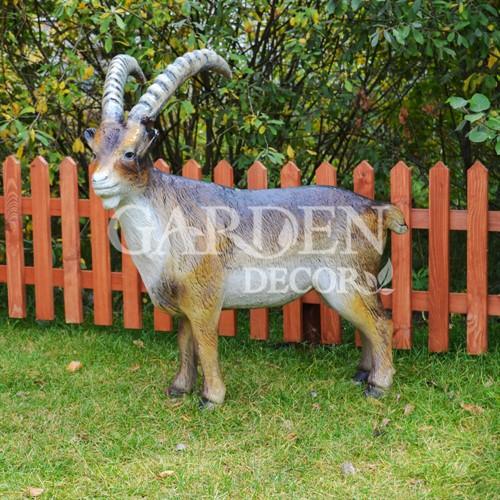 Садовая фигура Козел - фото 15592