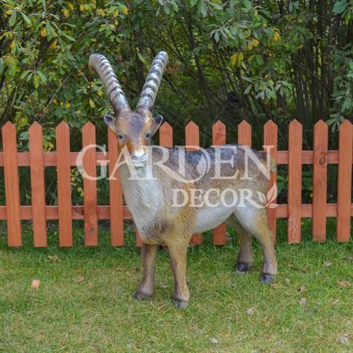 Садовая фигура Козел - фото 15594