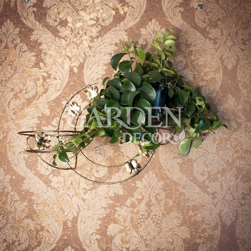 Подставка на стену под цветы - фото 17201