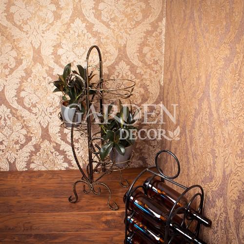Складная подставка под цветы - фото 17269