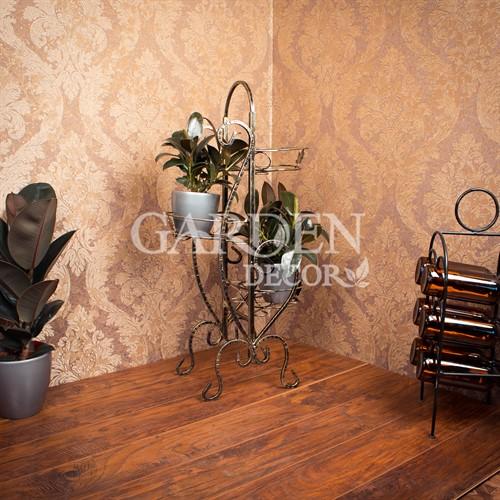 Складная подставка под цветы - фото 17270