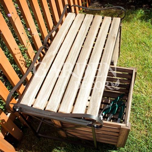 Ящик для хранения овощей для дачи