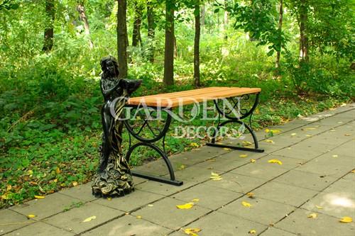 Садово-парковая лавочка