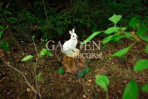 Фигура для сада заяц