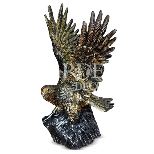 Фигура Орел на камне F01240
