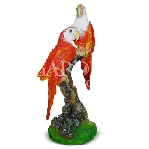 Фигура попугаи