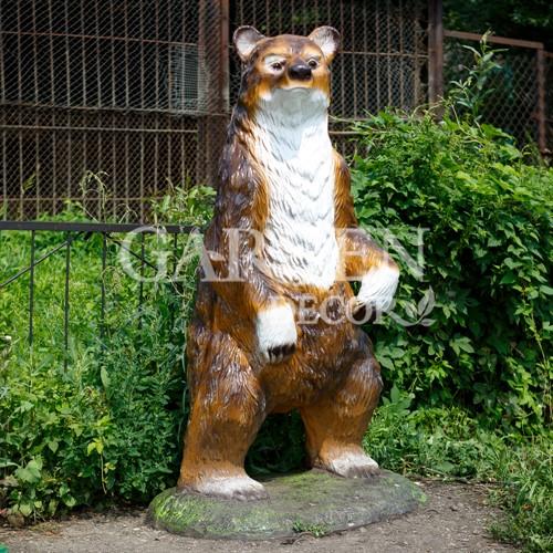 Декор для сада Медведь