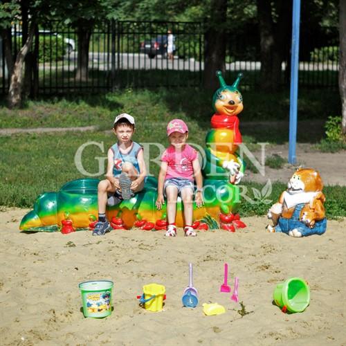 Лавочка для детской площадки