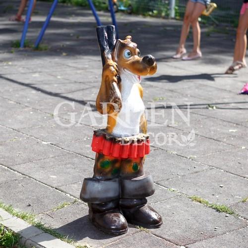 Фигура из стеклопластика Собака