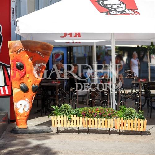 Фигура для кафе и ресторанов