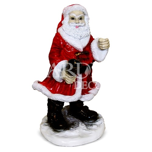 Фигура для сада Санта Клаус