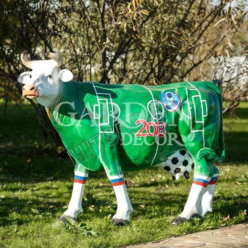 Садовая фигура Корова большая - фото 28767
