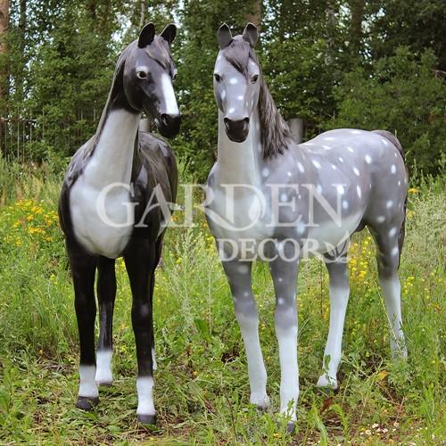 Садовая фигура Конь большой - фото 31411