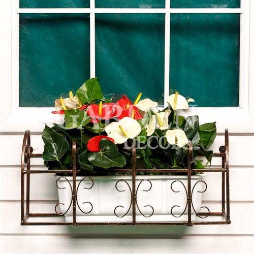 Подставка для балконных ящиков