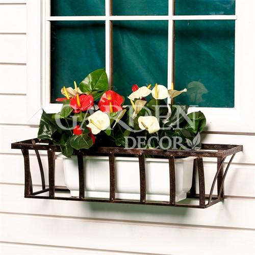 Подставка для цветочных ящиков
