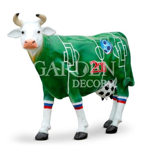 Садовая фигура Корова большая - фото 32128