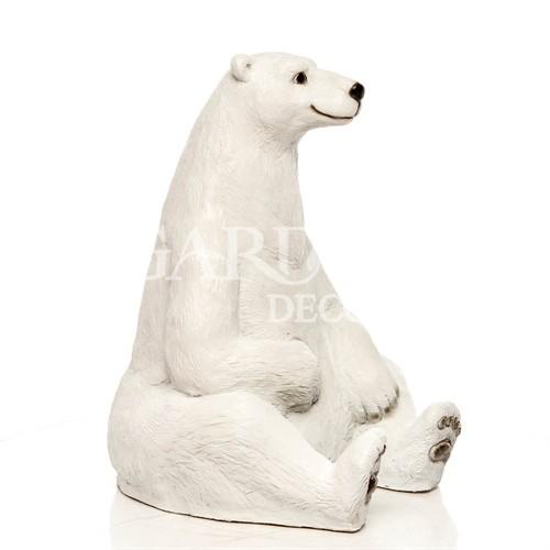 Фигура для сада медведица