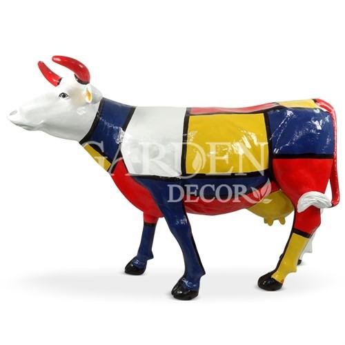 Садовая фигура Корова большая - фото 33602