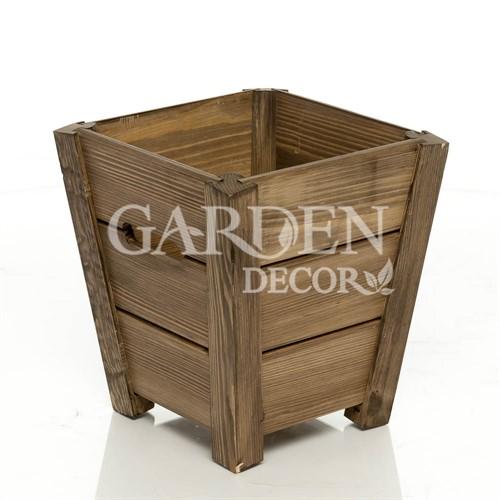 Кадка деревянная 59-334