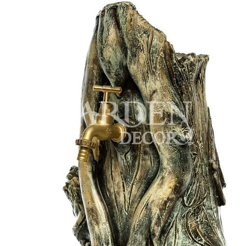 Умывальник состаренное дерево - фото 34132