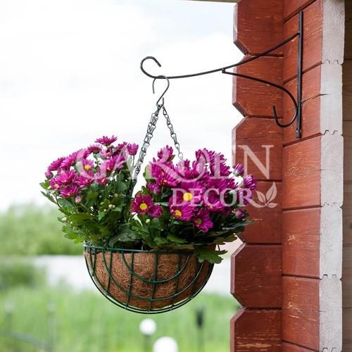 Кронштейн для цветов подвесной