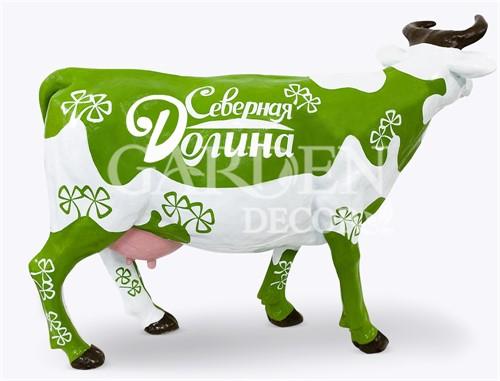Садовая фигура Корова большая - фото 34847