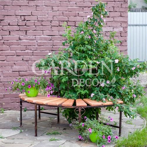 Диван садовый
