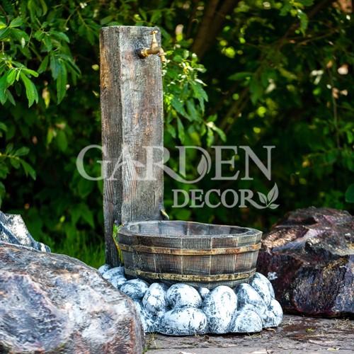 Садовый умывальник из стеклопластика