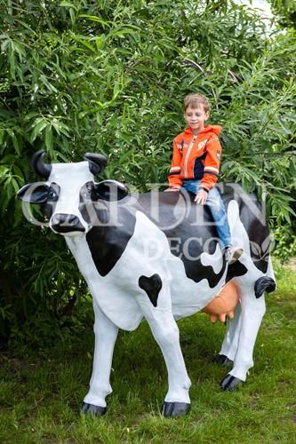 Садовая фигура Корова большая - фото 35350