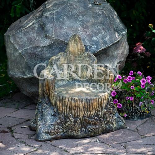 Садовое кресло Пень