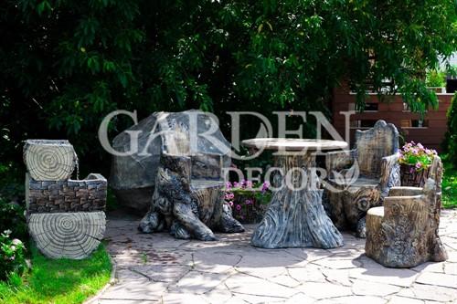 Садовые фигуры из стеклопластика