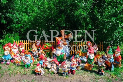 Гномы садовые