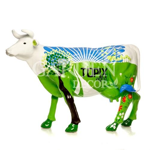 Садовая фигура Корова большая - фото 37067
