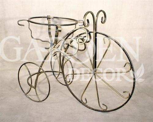 Подставка садовая для цветов Велосипед