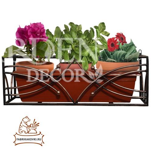Для цветочных ящиков кронштейн 51-257