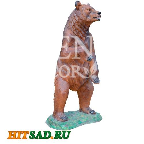 Садовая фигура Медведь большой