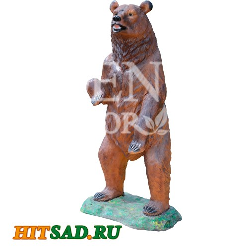 Садовая фигура Медведь U07616
