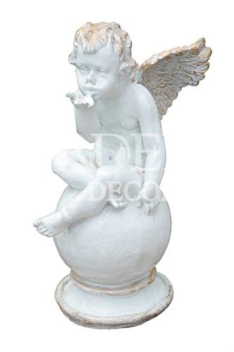 Ангел воздушный поцелуй - фото 9613