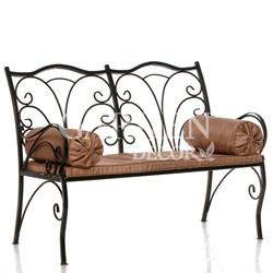 Кованый диван 941-12