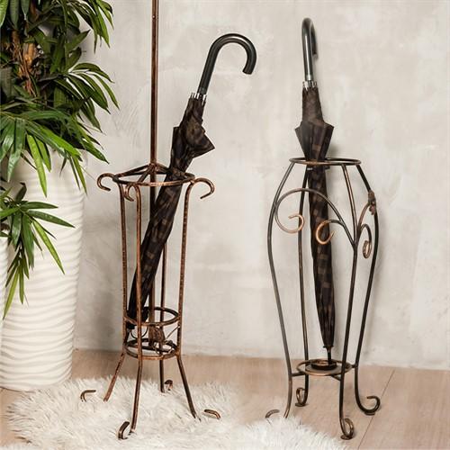 Вешалки и подставки для зонтов