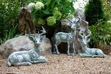 Садовые фигуры животных в натуральную величину