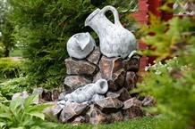 Большие фонтаны - выбираем для дачи и загородного дома