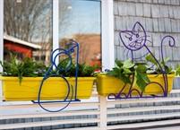 Как весной оформить балкон ?
